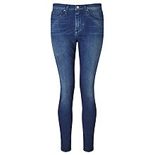 Buy Calvin Klein Insta Body Skinny Jeans, Tidal Blue Online at johnlewis.com