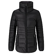 Buy Calvin Klein Opera Down Filled Jacket, Meteorite Online at johnlewis.com