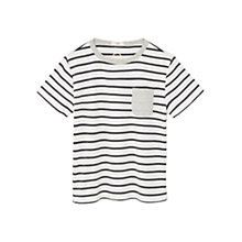 Buy Mango Kids Boys' Striped T-Shirt Online at johnlewis.com