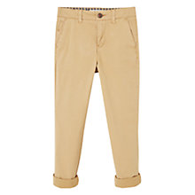 Buy Mango Kids Boys' Slim Fit Trousers Online at johnlewis.com