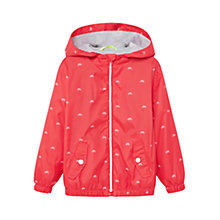 Buy Mango Kids Boys' Bicycle Print Jacket, Red Online at johnlewis.com