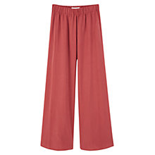 Buy Mango Flowy Palazzo Trousers Online at johnlewis.com