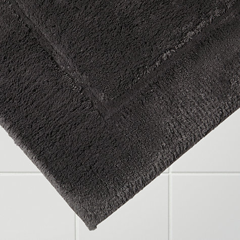 Buy John Lewis Egyptian Cotton Deep Pile Bath Mat Extra