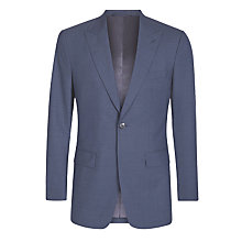 Buy Aquascutum Bloomfield Three Piece Suit, Dark Blue Online at johnlewis.com
