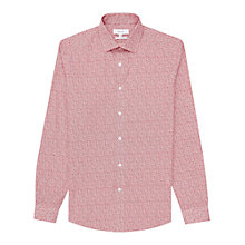 Buy Reiss Orion Dot Print Slim Fit Shirt Online at johnlewis.com