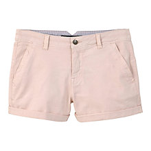 Buy Mango Cotton-Blend Shorts Online at johnlewis.com