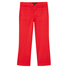 Buy Mango Cropped Trousers Online at johnlewis.com