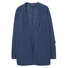 Buy Violeta by Mango Linen Cardigan Online at johnlewis.com
