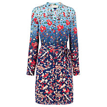 Buy Oasis V&A Printed Shirt Dress, Multi Online at johnlewis.com