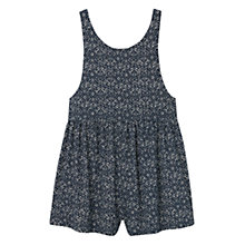 Buy Mango Short Printed Jumpsuit Online at johnlewis.com