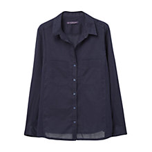 Buy Violeta by Mango Chest Pocket Cotton Shirt Online at johnlewis.com