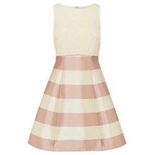 Buy Coast Vancouver Stripe Nadinia Dress, Multi Online at johnlewis.com