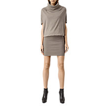 Buy AllSaints Elis Cowl Neck Dress Online at johnlewis.com