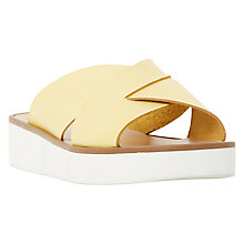 Buy Dune Launch Flatform Sandals Online at johnlewis.com