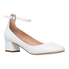 Buy Miss KG Amber Block Heeled Court Shoes Online at johnlewis.com