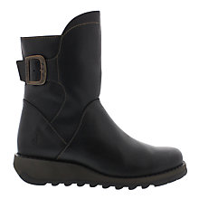 Buy Fly Sien Buckle Ankle Boots Online at johnlewis.com