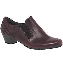 Buy Gabor Chic Closed Court Shoes Online at johnlewis.com