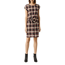 Buy AllSaints Heny Check Dress Online at johnlewis.com