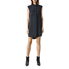 Buy AllSaints Nayo Shirt Dress Online at johnlewis.com