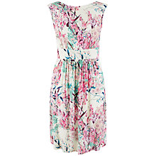 Buy Closet Floral Print Skirt Dress, Multi Online at johnlewis.com
