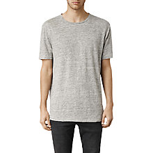 Buy AllSaints Faxley Crew T-Shirt Online at johnlewis.com