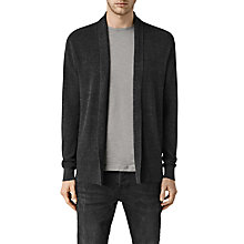 Buy AllSaints Esk Cotton Cardigan Online at johnlewis.com