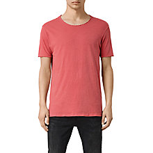 Buy AllSaints Warn Crew Neck T-Shirt Online at johnlewis.com