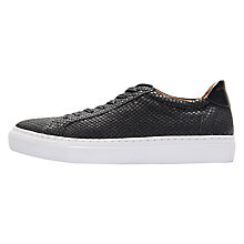 Buy Selected Femme Donna Snake Trainers Online at johnlewis.com