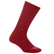 Buy John Lewis Made in Italy Cashmere Socks Online at johnlewis.com