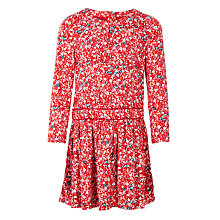 Buy John Lewis Girls' Drop Waist Dress Online at johnlewis.com