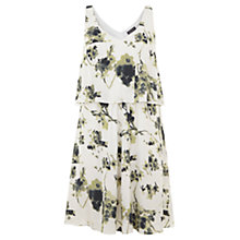 Buy Mint Velvet Ellie Trapeze Dress, Multi Online at johnlewis.com