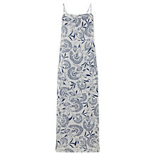 Buy Mint Velvet Felicity Print Maxi Dress, Multi Online at johnlewis.com