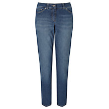 Buy Gerry Weber Roxy Perfect Fit Slim Leg Regular Jeans, Light Blue Denim Online at johnlewis.com