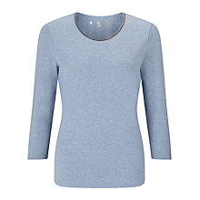 Buy Gerry Weber 3/4 Sleeve Jersey Top Online at johnlewis.com