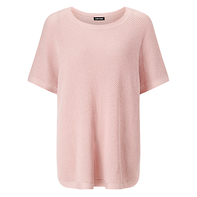 Gerry Weber Knitted Poncho, Rose