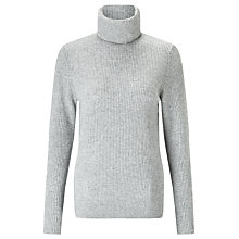 Buy Bruce by Bruce Oldfield 73 NYC Turn Cuff Roll Neck Jumper Online at johnlewis.com