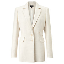 Buy Bruce by Bruce Oldfield Tweed Jacket, Cream Online at johnlewis.com