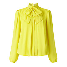 Buy Somerset by Alice Temperley Bow Blouse Online at johnlewis.com