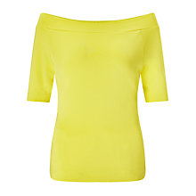 Buy Somerset by Alice Temperley Off The Shoulder Top Online at johnlewis.com