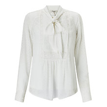 Buy Somerset by Alice Temperley Spot Pretty Blouse Online at johnlewis.com