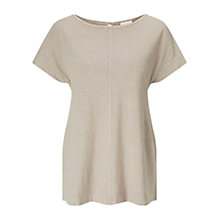 Buy East Boat Neck Jersey Top Online at johnlewis.com