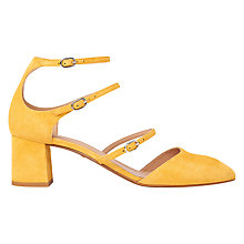 Buy Whistles Montana Triple Strap Court Shoes Online at johnlewis.com
