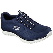 Buy Skechers Sport Empire Trainers Online at johnlewis.com