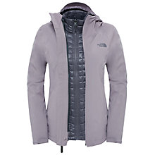 Buy The North Face Thermoball Triclimate Women's Jacket, Grey Online at johnlewis.com