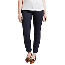Buy Gerry Weber Roxy Perfect Fit Slim Leg Regular Jeans, Dark Blue Denim Online at johnlewis.com