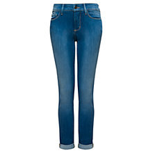 Buy NYDJ Rachel Roll Cuff Ankle Jeans, Marrakesh Online at johnlewis.com