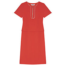Buy Gerard Darel Robe Cri Dress, Orange Online at johnlewis.com