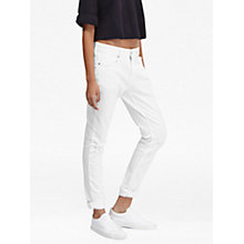 Buy French Connection Denim Jeans, Summer White Online at johnlewis.com