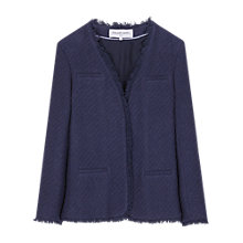 Buy Gerard Darel Indigo Jacket, Blue Online at johnlewis.com