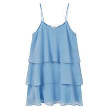 Buy Mango Ruffled Dress Online at johnlewis.com